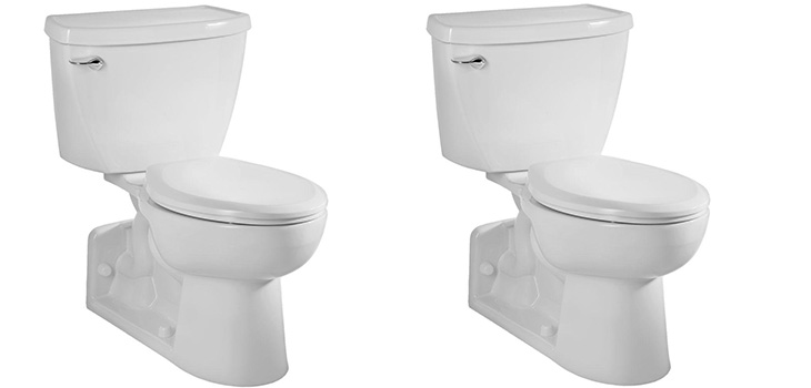 Best American Standard Pressure Assist Toilet Review