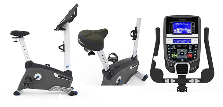 Best Nautilus Upright Bike Review [Updated 2019]