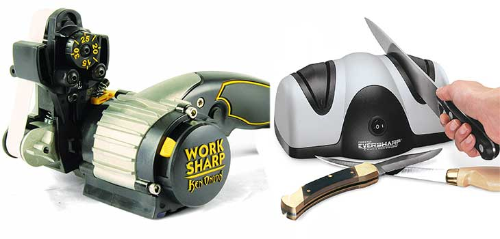 Best Electric Knife Sharpeners Reviews For 2020 Updated