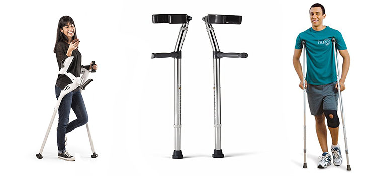 How to Use Crutches and Types of Crutches Review