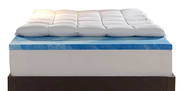 Best Mattress Toppers Reviews With Buying Guideline 2019