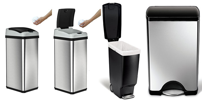 Best Trash Can Review And Buying Guideline [Updated 2019]